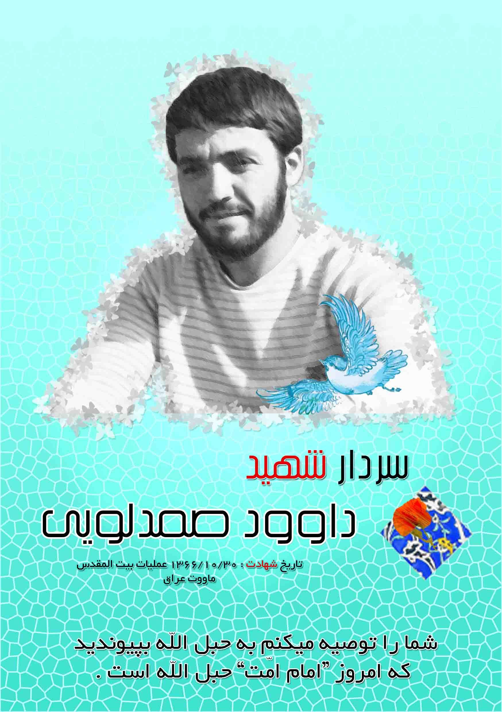 شهید صمدلویی